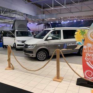 Camper Caravan Show 2019 van