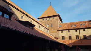 Zamek w Nidzicy 1