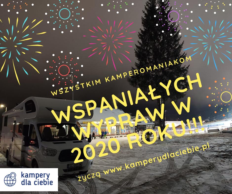 Wszystkiego najlepszego w nowym 2020 roku!!!