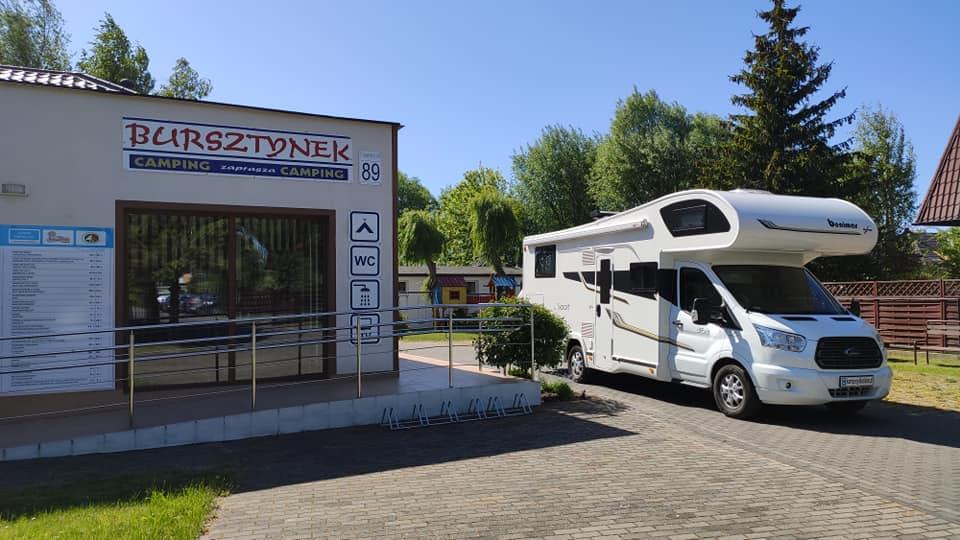 Camping Bursztynek1