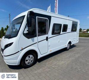 Dethleffs Globebus z 2020 r